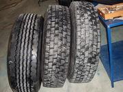 Грузовые шины 16 С;  17, 5 С;  22.5 - б/у купим