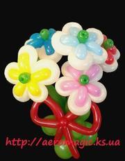 Оформление,  украшение воздушными шарами в Херсоне