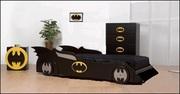 Детская кроватка,  Бэтмен АВТОМОБИЛЬ!