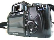 Продам Canon 400D kit 18-55 f 3.5-5.6 2700гр
