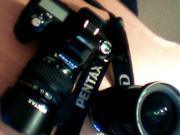 зеркальный фотоаппарат , PENTAX *istD S