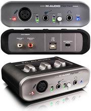 M-Audio  Fast Track продам звуковую карту. Торг.