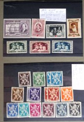 марки СССР и стран Европы