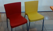 Продам стулья пластик для КаБаРе б/у в о/с