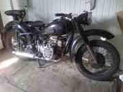 Мотоцикл К-750 1961 г. в. (Херсон)
