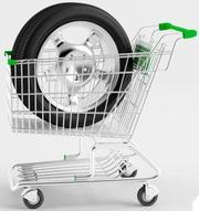 Оптово-розничная торговля автомобильными шинами и дисками.