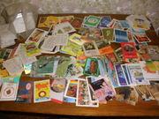 Продам карманные календарики времён СССР