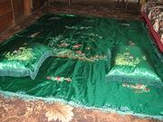 Шелковое покрывапо на кровать