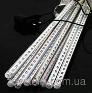 Гирлянда новогодняяТающие сосульки LED,  20 см
