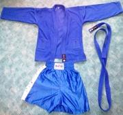 Кимоно самбо синее MATSA