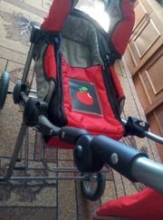 Детская колясочка для пупса
