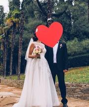 Продам свадебное платье в идеальном состоянии