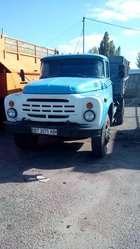 Автомобиль грузовой ЗИЛ-431410 бортовой 1990 г.в.