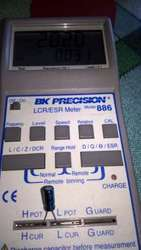 BK PRECISION 886    LCR/ESR