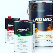 Моторное масло Rovas 5W-40