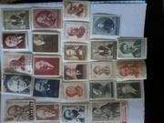 Продам марки СССР, Польша, Монголия в хорошем состоянии.