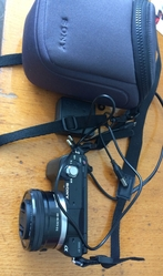 Sony Alpha 5000 16-50mm Kit Black