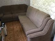 продам мягкий раскладной диван б/у в хорошем состоянии