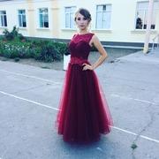 Продам выпускное платье  бордового цвета,  в отличном состоянии