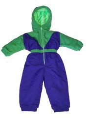 продам детский утеплённый комбинезон 86-92