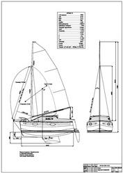 Проекты яхт для самостройшиков