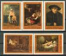 Почтовые марки СССР 1966-1988,  тематика - живопись