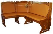 Кухонный уголок,  обеденный стол табурет,  диванчик