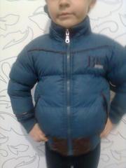 куртка новая фирмы - Bestkid*s размер 24 тел.0666644334