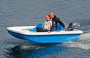 Пластиковые лодки для рыбалки,  охоты,  отдыха - KruzYachts